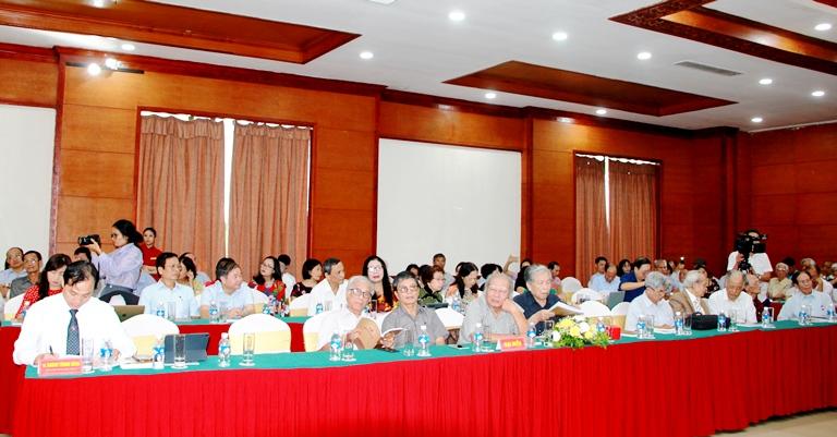 Ra mắt Quỹ bảo tồn và phát huy giá trị di sản Nguyễn Du và Truyện Kiều