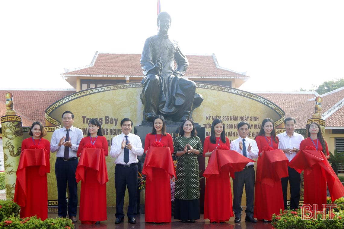 Triển lãm tranh minh họa Truyện Kiều và các di sản văn chương Đại thi hào Nguyễn Du