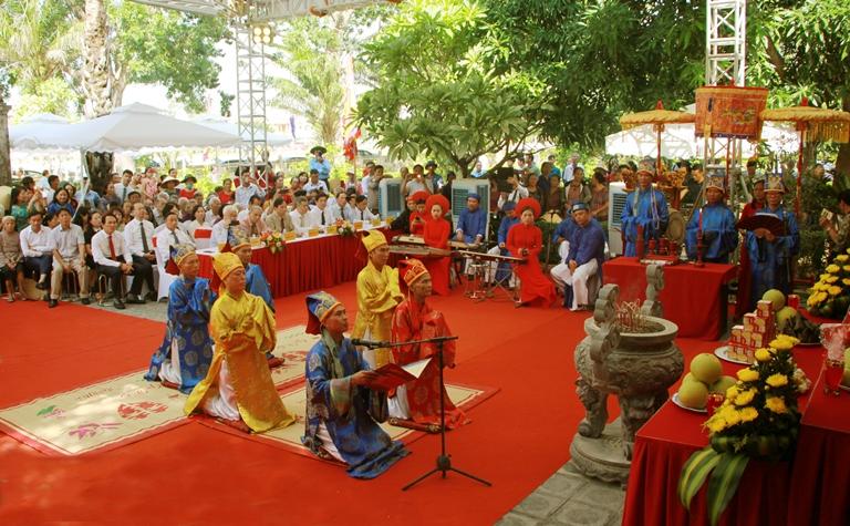 Lễ giỗ lần thứ 200 Đại thi hào Nguyễn Du